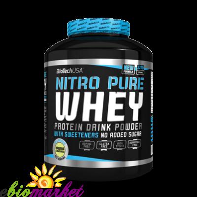 Nitro Pure Whey - 2270 g (fehérje) (protein)