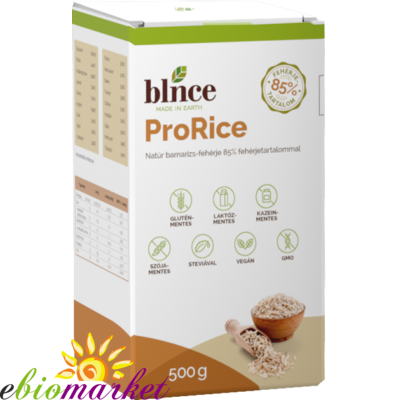 Blnce Natúr rizsfehérje 500 g