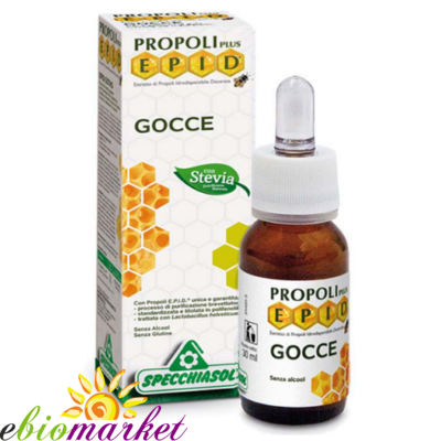 Specchiasol® E.P.I.D.® Alkoholmentes Propolisz cseppek - 30ml