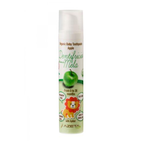 Azeta bio Bio zöldalmás fogkrém babáknak 50 ml