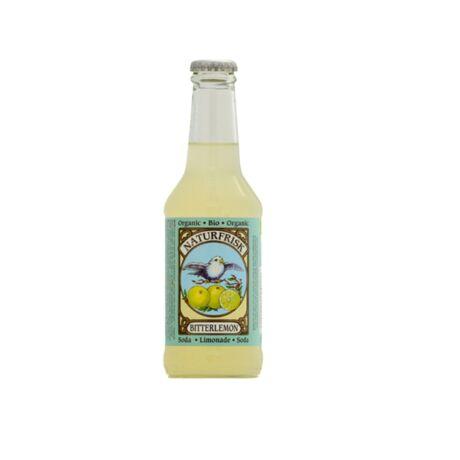 Naturfrisk Organikus szóda üdítőital - lime 250 ml