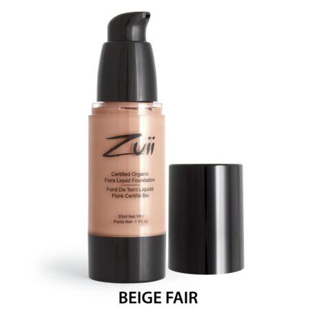 Zuii Organic Bio folyékony alapozó 30 ml, Beige Fair