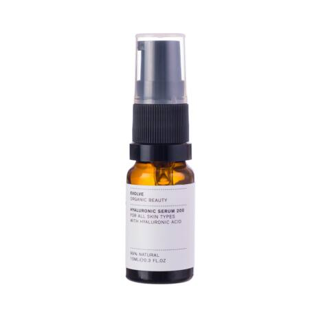 Evolve Organic Beauty Mini hyaluronsavas szérum 10 ml