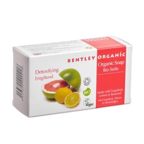 Tengeri hínáros bio szappan grapefruittal és citrommal (150 g)
