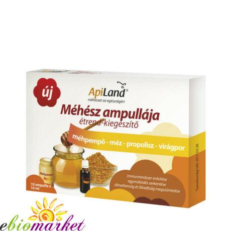 APILAND MÉHÉSZ AMPULLÁJA 10X10ML