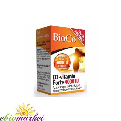 BIOCO D3 -VITAMIN FORTE 4000 IU 100DB