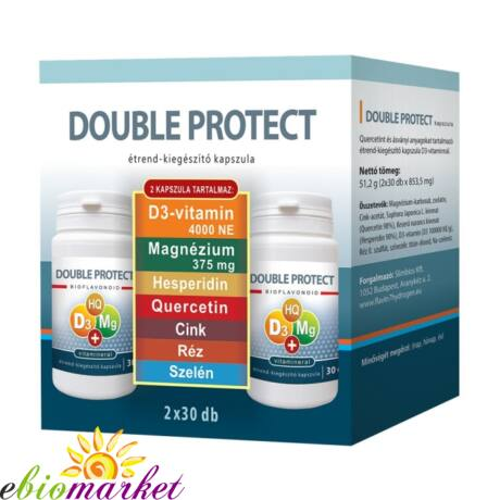 DOUBLE PROTECT 2X30DB