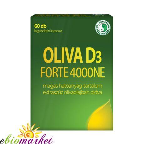 DR.CHEN OLIVA D3 FORTE 4000 NE 60DB