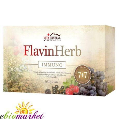 FLAVINHERB IMMUNO 10DB