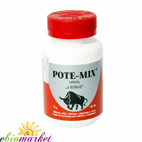 POTE-MIX TABLETTA 150DB