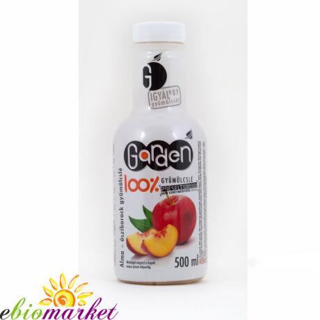 Garden Alma- Őszibarack 100% gyümölcslé 500 ml