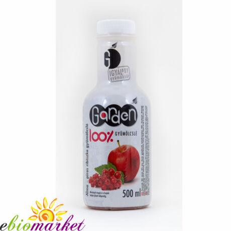 Garden Alma- Pirosribizli 100% gyümölcslé 500 ml