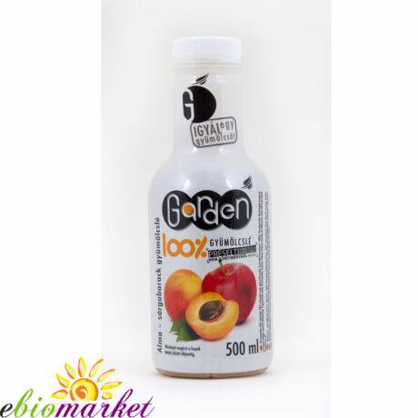 Garden Alma- Sárgabarack 100% gyümölcslé 500 ml