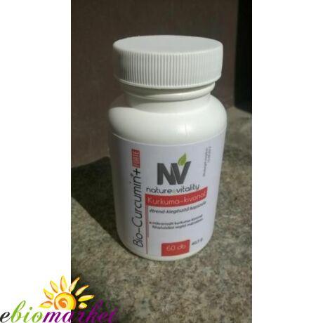Bio-Curcumin Forte (60 db) Nature&Vitality