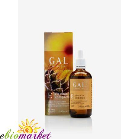 E-vitamin komplex 95ml GAL