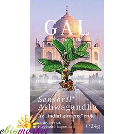 Sensoril Ashwaganda 60 kapszula GAL