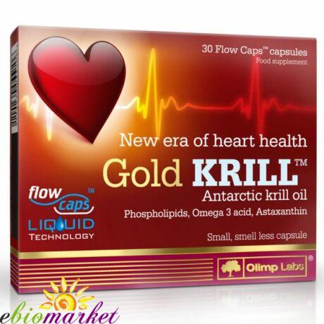OLIMP LABS GOLD KRILL - 30 KAPSZULA