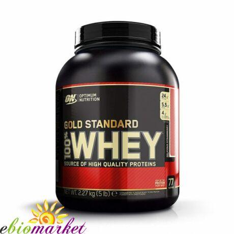 ON 100% Whey Gold Standard 2,27kg -hazelnut