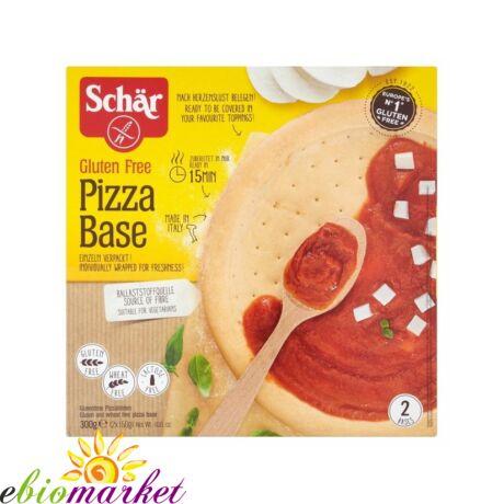 SCHÄR GLUTÉNMENTES PIZZA ALAP (300 G