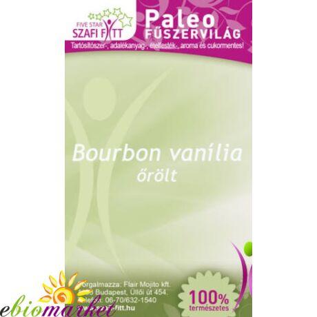 Szafi fitt bourbon vanília ŐRÖLT 2 g