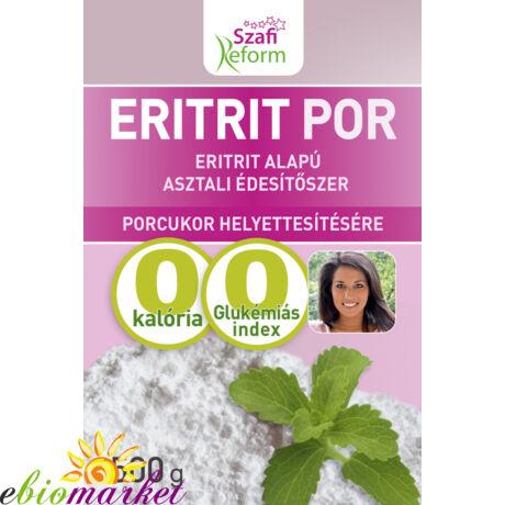 Szafi Reform Eritrit (Eritritol) porcukor 500g
