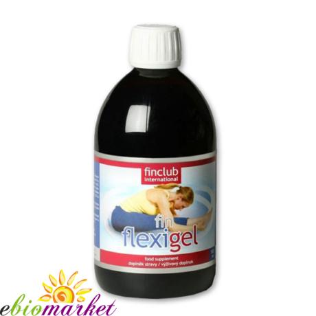 Flexigél-kollagén 500ml folyékony