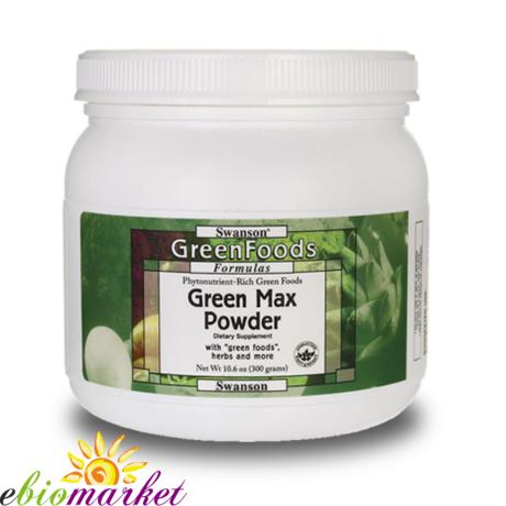 Green Max Por-Swanson 330 g
